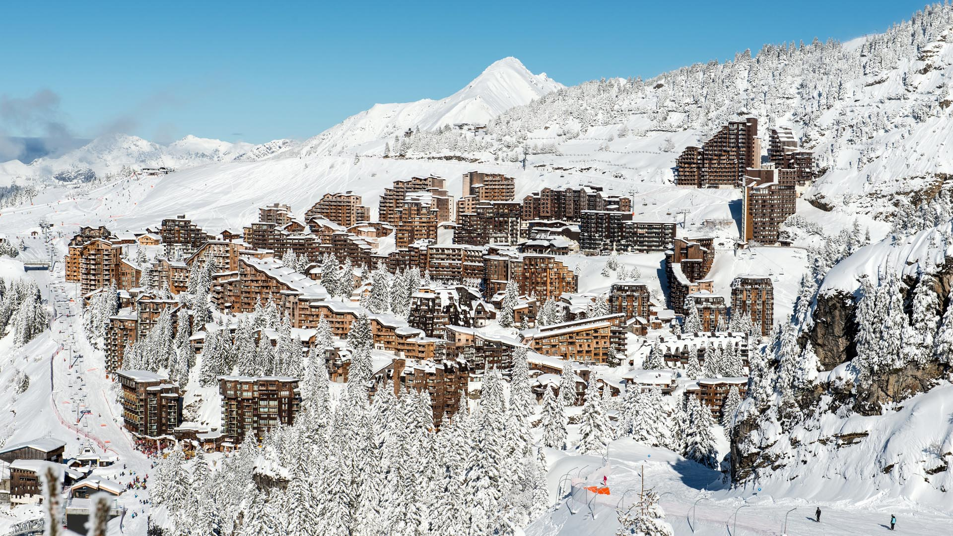 Avoriaz ski informations et enneigement - Avoriaz office de tourisme ...