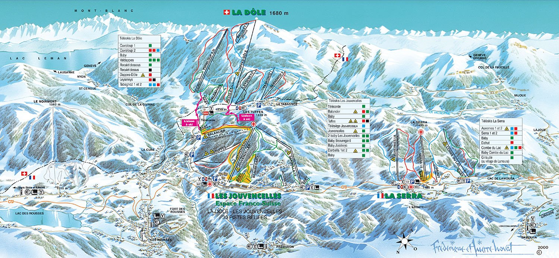 les-rousses-ski